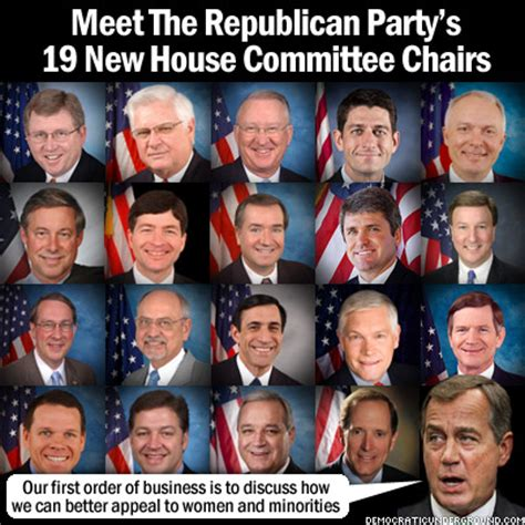 House Of Republicans Pic Of The Moment Meet The Republican S 19 New