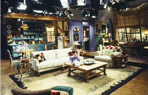 layout of monica s apartment 25 things you didn t know about the sets on quot friends quot