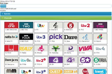 tv channel ee tv web ui kev s