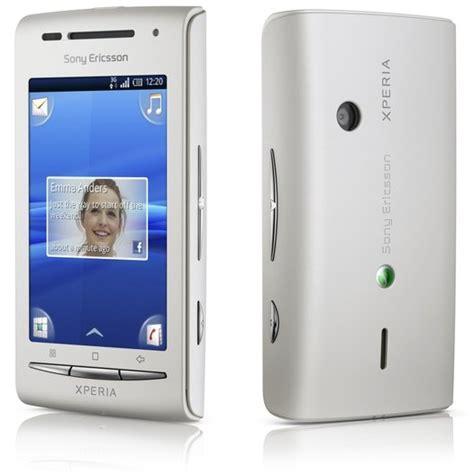Handphone Sony Ericsson Xperia X8 sony ericsson xperia x8 phone specifications comparison