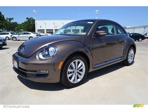 volkswagen brown 2014 toffee brown metallic volkswagen beetle tdi 94360925