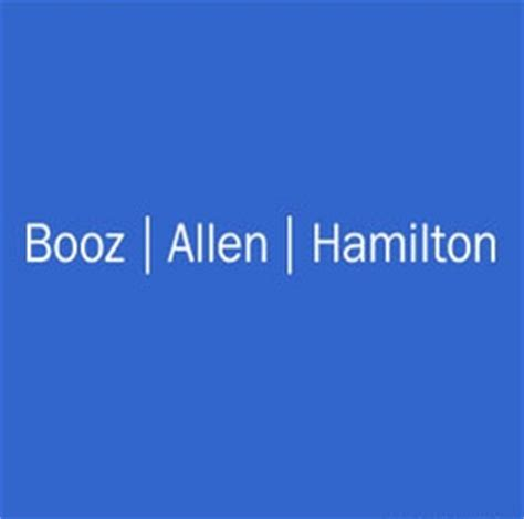 Booz Allen Hamilton Veterans Opportunities Mba by Booz Allen Lands 400m Dia Contract For Ic Ite Support
