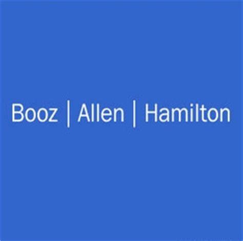 booz allen hamilton help desk booz allen lands 400m dia contract for ic ite support