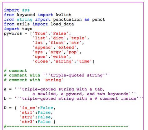 python color codes python for bioinformatics pretty code 6