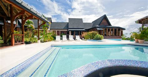 houses in tobago with pool magnificent 4 bedroom luxury home for sale tobago 7th