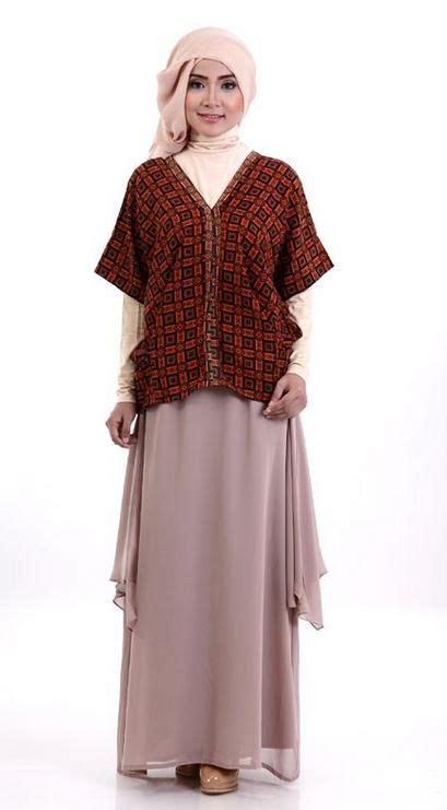 Kumpulan Gambar Baju Batik Wanita Model Dan Desain Terbaru | kumpulan gambar baju batik wanita model dan desain terbaru