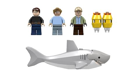 you re gonna need a bigger boat lego you re gonna need a bigger boat awesome lego jaws