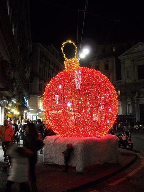 christmas lights in naples italy lovely christmas
