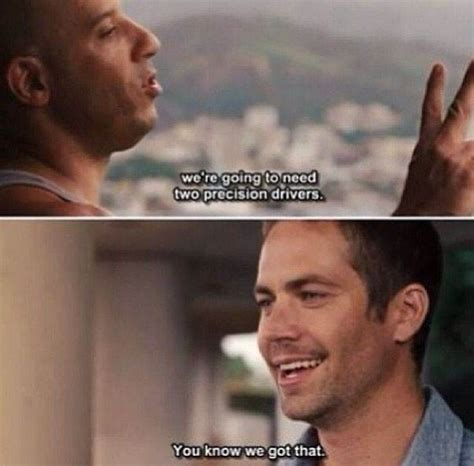 fast and furious dialogues which are the best dialogs of the fast and furious series