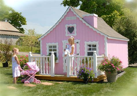 outdoor play house charming wooden outdoor playhouses home design garden architecture magazine