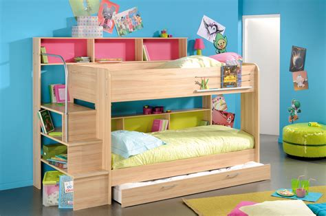 space saving stylish bunk beds   home