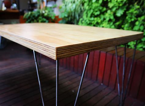 Plywood Table Top Google Search Br 125 Table Tops Plywood Desk Diy