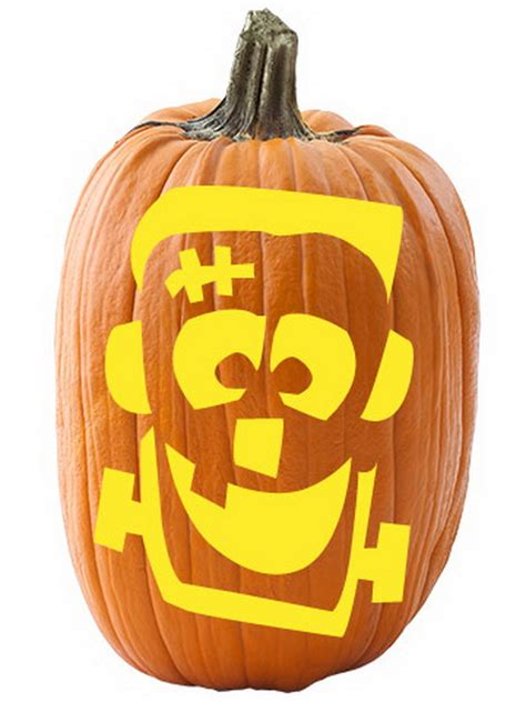 free pumpkin stencils for with pumpkin carving family