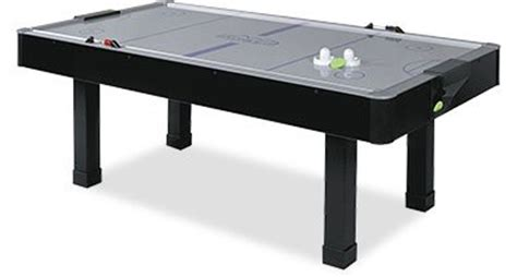 arctic wind air hockey table dynamo 7 foot arctic wind air hockey table at gametables4less