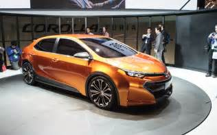 new concept cars 2014 toyota furia concept 2014 corolla new cars reviews