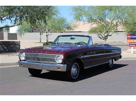 1963 Ford Falcon For Sale by 1963 Ford Falcon For Sale Classiccars Cc 1060721