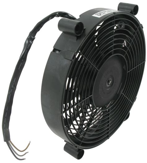 5000 cfm electric radiator fan compare derale 14 quot vs derale 16 quot etrailer com
