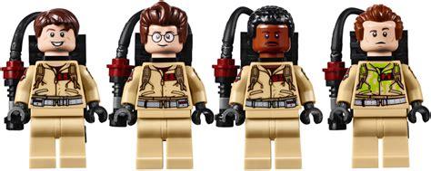 Lego Ghostbuster Minifigures Set Team The lego set preview 75827 firehouse headquarters bricksdaily
