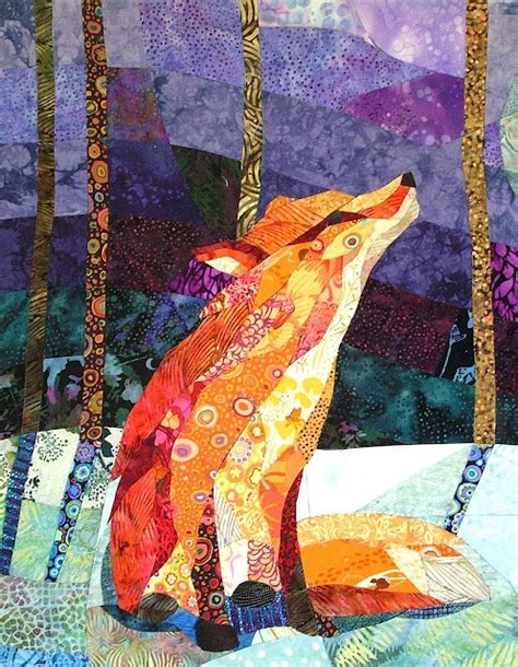 Quilted Fox by 187 Best Images About Quilts Paper Piecing On
