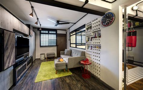 3 Room Flat Interior Design Ideas by Hdb 3 Rooms