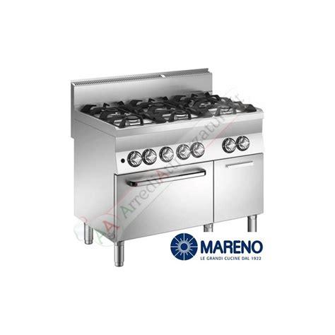 cucine con forno a gas prezzi cucina mareno serie 60 con forno a gas arrediattrezzature it