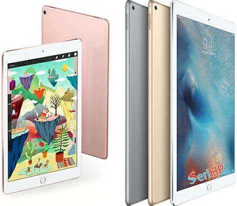 daftar harga tablet apple dan spesifikasi terbaru 2018