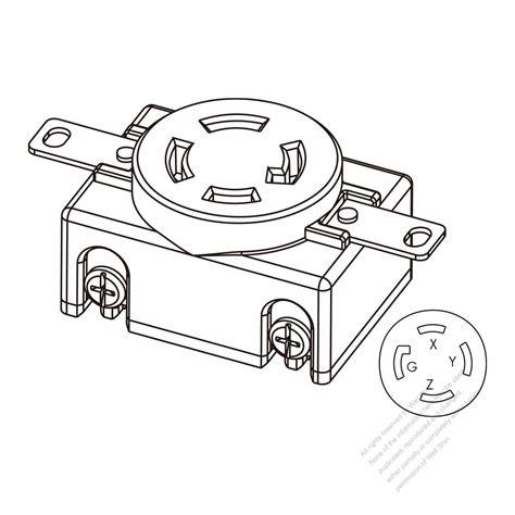 nema l15 30r wiring diagram get wiring diagram free