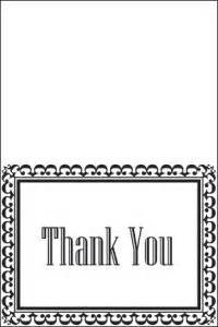 thank you card creative images print out thank you cards free thank you card template