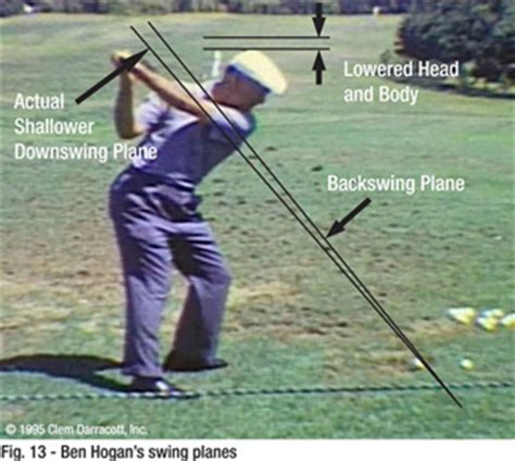 how to swing like ben hogan how to achieve the athletic ben hogan golf swing