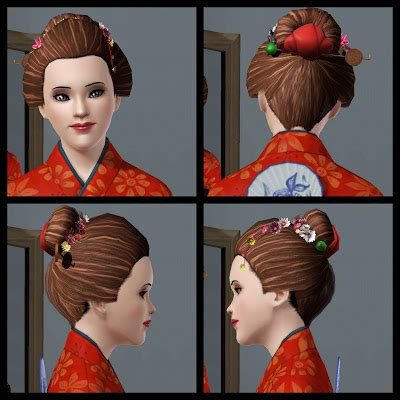 traditional hairstyles games ts3 store hair showroom in game pictures of all the
