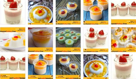 Resep Puding Sutra Saus Peach Resep Puding | resep puding sutra saus peach resep puding