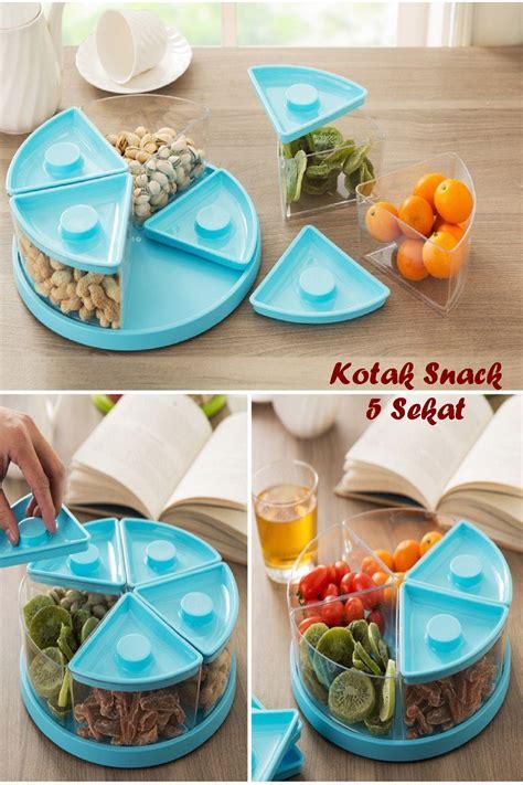 Tempat Snack by Jual Tempat Snack Permen Kurma Roti Kue Makanan Elif