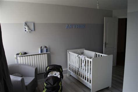 chambre bebe garcon bleu gris deco chambre garcon bleu et gris oveetech