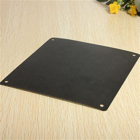 pc fan dust filter new arrival 14cmx14cm computer fan filter pvc