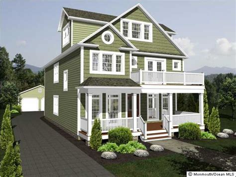 crown homes a local nj shore builder is honored with new construction spring lake new jersey waterfront and