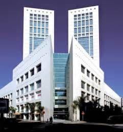 Moroccan Houses casablanca twin center morocco building e architect