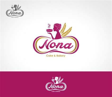 desain kartu nama kue sribu desain logo desain logo untuk toko kue dan roti non