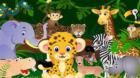 imagenes animales salvajes infantiles adivinanzas para ni 241 os de animales salvajes youtube