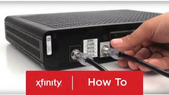 Infinity Tv Listings How To Self Install Xfinity Tv