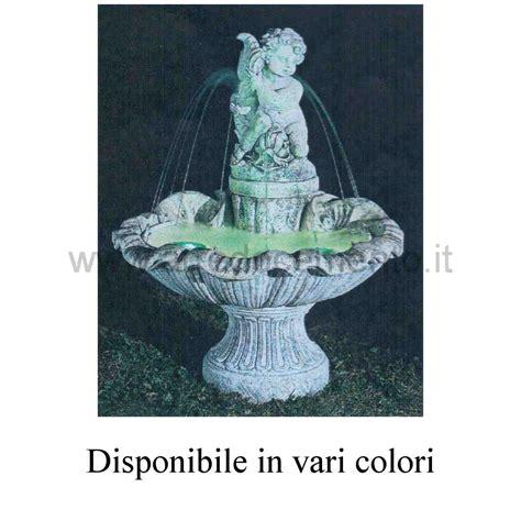 fontane in cemento da giardino fontane da giardino caorle diam cm96x118h nei vari colori