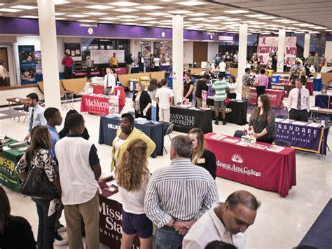 Broward College Letterhead College Fair Psos Crosby Scholars Rowan County