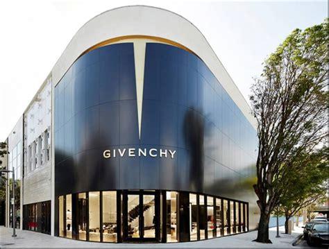 design store miami florida givenchy store miami 187 retail design blog
