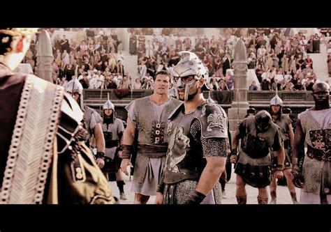 gladiator film hero name my name is maximus inspirational clip from quot gladiator quot