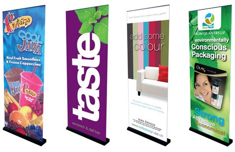 design a banner stand banner stand design