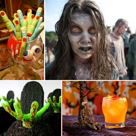 themes zombie zombie party tips ideas