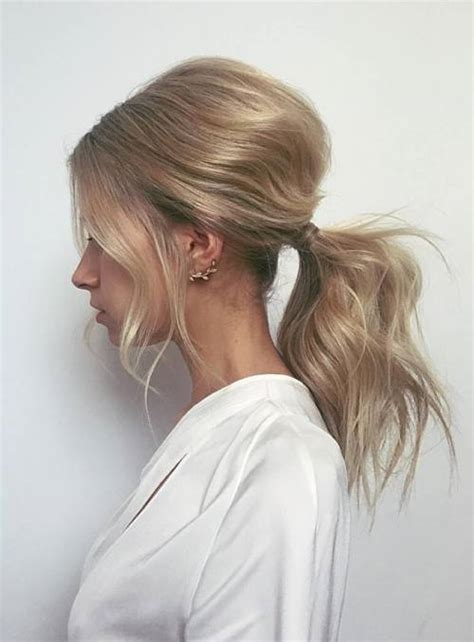 Part Hairstyle by Hairstyle Inspiration Getting Ready For A Big Out