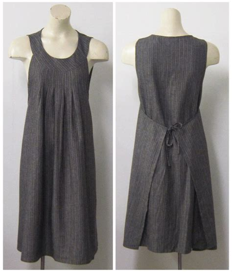 pattern for japanese apron we have just finished our second run of apron dresses the
