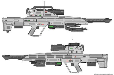 Raket Sniper 2000 sniper rifle scifi weap0ns guns mech project