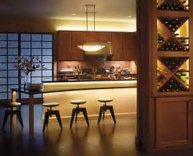 Kitchen Counter Lighting Cabinet Lighting Modern Undercabinet Lighting Cleveland By Kichler