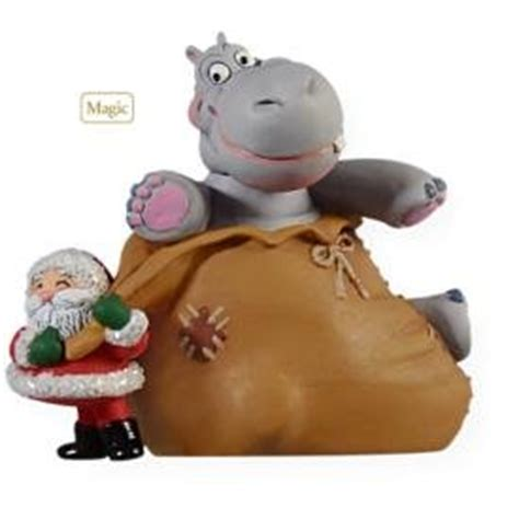 amazon com i want a hippopotamus for christmas ornament